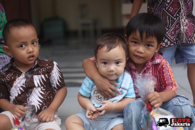 Lestari Sayang Anak photographed by 'WeLoveJakarta'