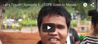 Experience Vlog: Elsa Clarinda reports – A day with the IT Center for the Blind at the Monas
