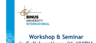 Workshop & Seminar in Collaboration with NVIDIA for Preparing Joint Research Proposals