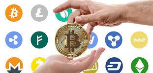 Cryptocurrencies Contagion to Financial Market