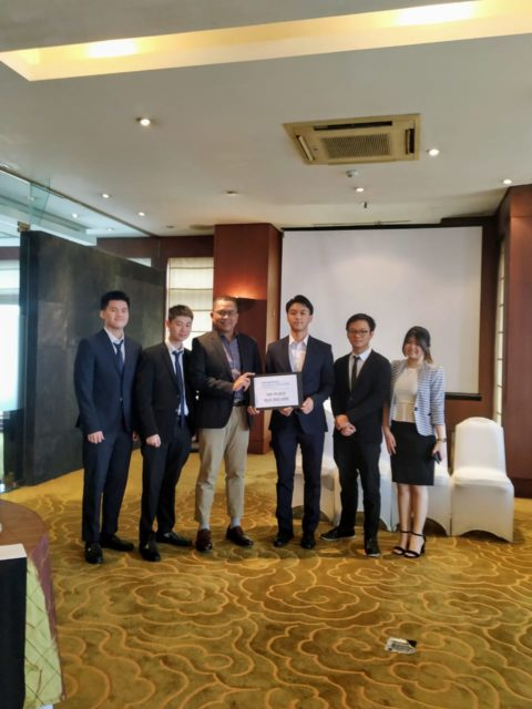 5th Winner in CFA Research Challenge