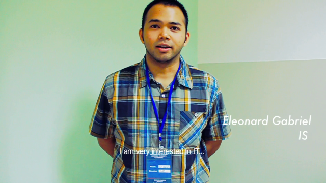Eleonard Gabriel, Garuda Indonesia, Jakarta