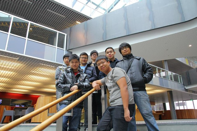 AUT-Students2014