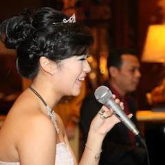 Evelyn Setiani, Information Systems Program, Binus International, Senayan Jakarta.