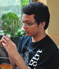 Noer Novario, Information Systems Program, Binus International, Senayan Jakarta.