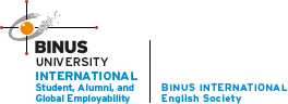 BINUS INTERNATIONAL English Society