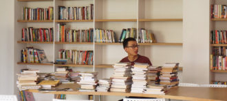 Library Cleanup: Creating A Comfortable Center of Knowledge