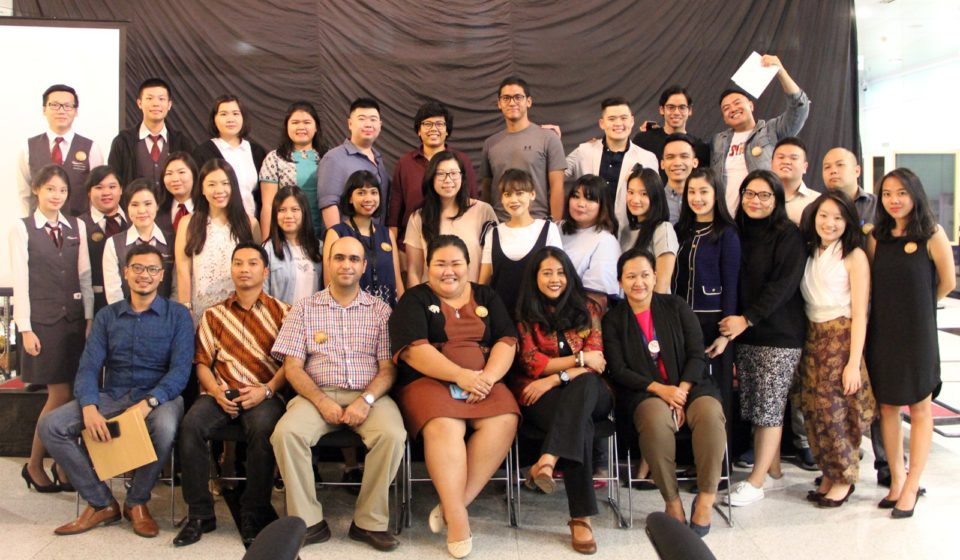 Appreciation Dinner of the 55th Graduation Best Graduates: An Invitation to Foster and Empower the Society