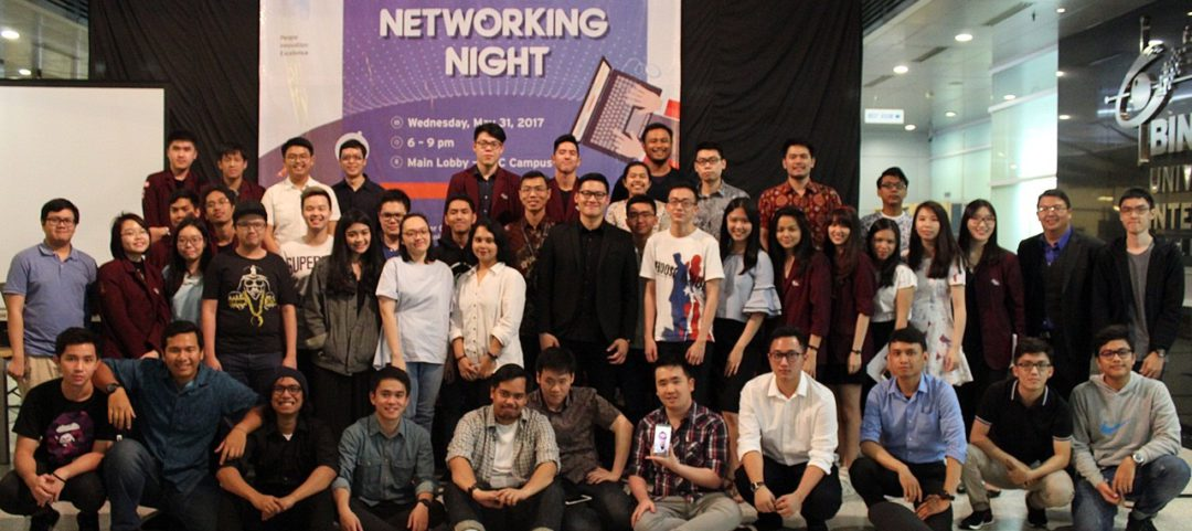 BINUS BUSINESS SCHOOL – ALUMNI NETWORKING NIGHT 2018