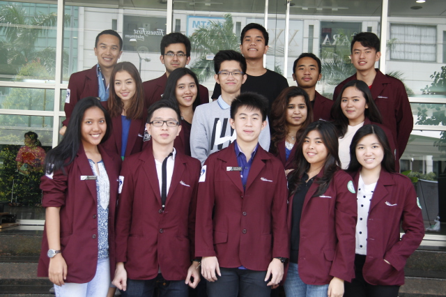 BINUS INTERNATIONAL Student Committee 2015