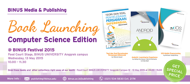 Web Banner Launching CS Books