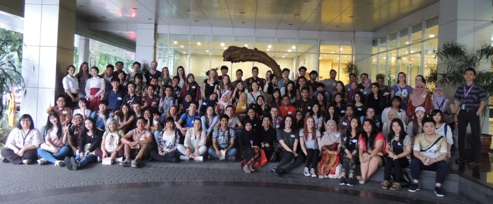 International Students Group Photo