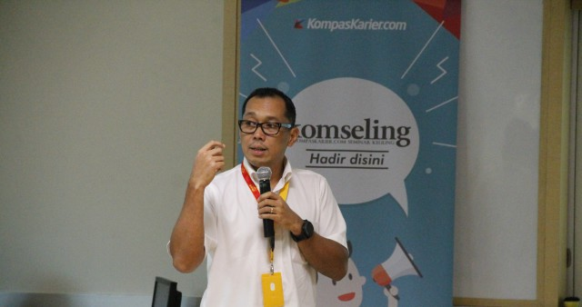 Carlos Karo Karo, Indosat Ooredoo Division Head e-Commerce