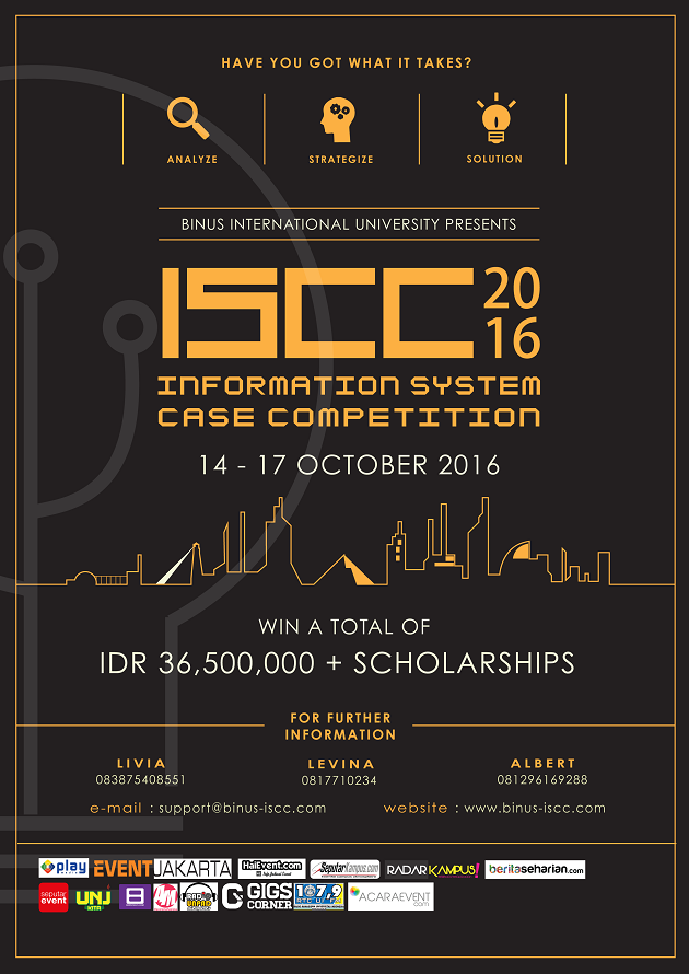 Poster ISCC 2016