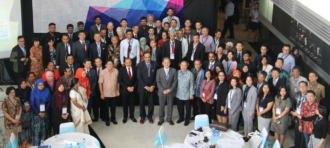 International Exchange Students Expect Indonesia as a Place for Improving and Exploring