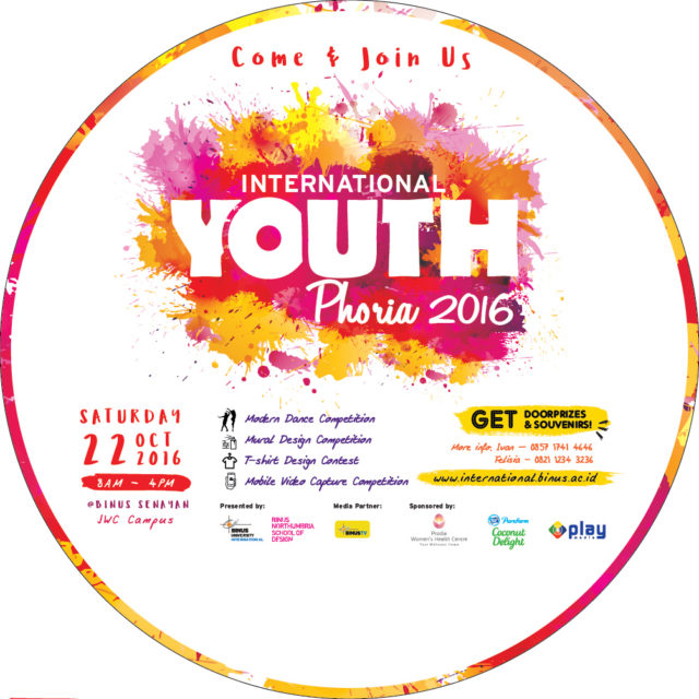 Invitation Kipas Youthphoria 04-01
