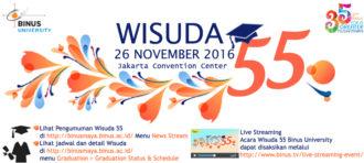 Celebration of 35th Years BINUS for Greater Nusantara
