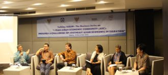 Talking ASEAN: The Business Series – 1 Year ASEAN Economic Community (AEC): Progress & Challenges of Southeast Asia Economic Integration