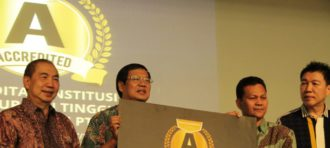 BINUS UNIVERSITY Obtains Accreditation A from BAN-PT