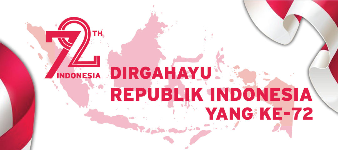 Dirgahayu Republik Indonesia ke-72