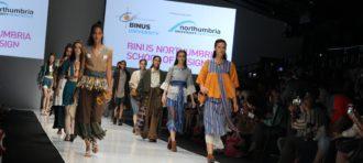 BINUS INTERNATIONAL and BINUS Northumbria School of Design Presents at University Fair at BINUS School Simprug