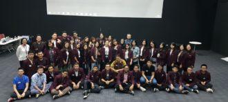 BINUS UNIVERSITY Wins 2017 Indonesian MAKE Study Award
