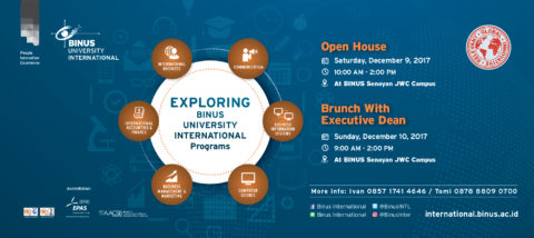 Open House and Brunch with Executive Dean