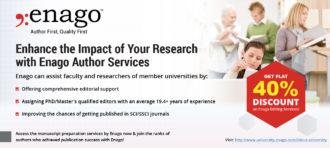 Official Enago Portal for BINUS University