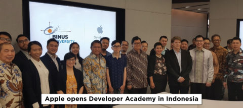 Apple opens Developer Academy in Indonesia