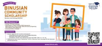 4116 Lulusan BINUS University – Wisuda BINUS 59