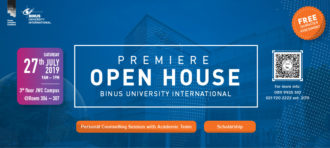 International Program Binus University Special Offers
