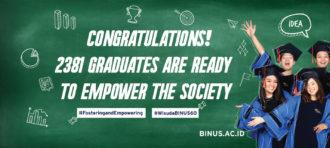 BINUS UNIVERSITY Hosts Common Purpose Study Program: Global Leader Experience