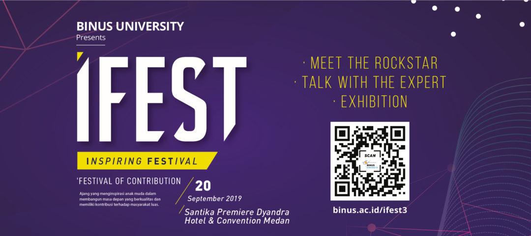 IFEST at Medan