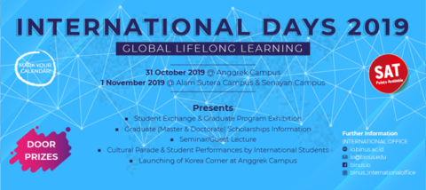International Days 2019