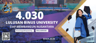 Graduate with Two Degrees from BINUS International Double Degree Program