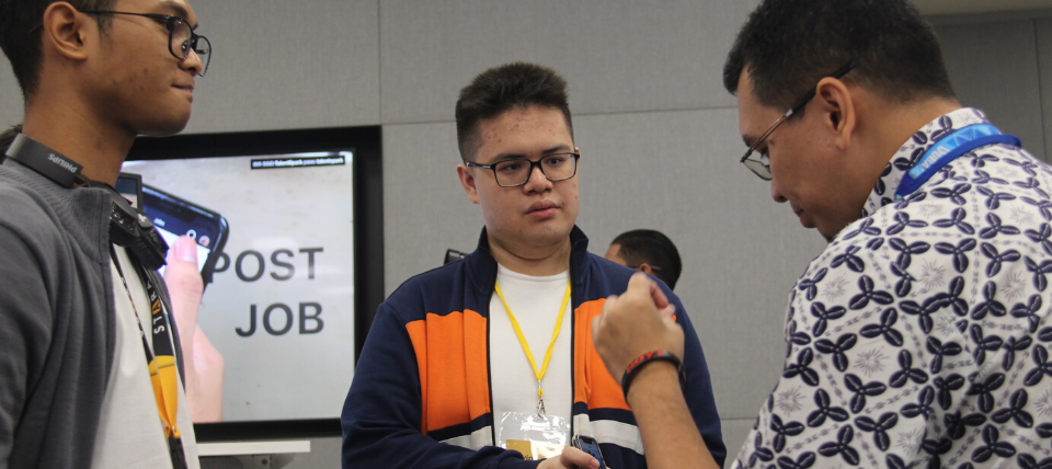 Joining the SEASAC 2020 Competition in Thailand, BINUS Sends Four of its Best Students