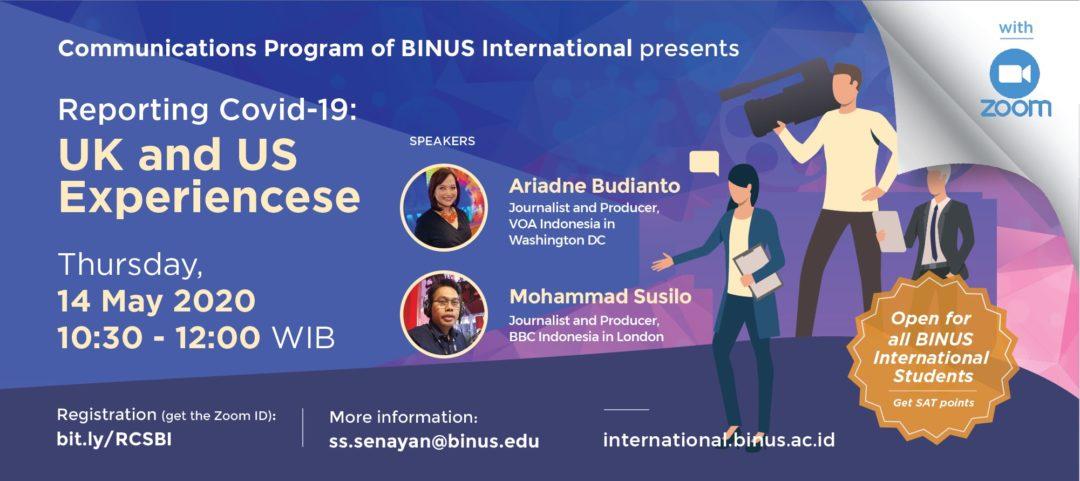 International Education and Two Degrees at BINUS INTERNATIONAL
